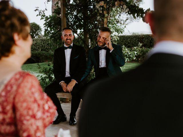La boda de Arturo y Fernando en Aranjuez, Madrid 33