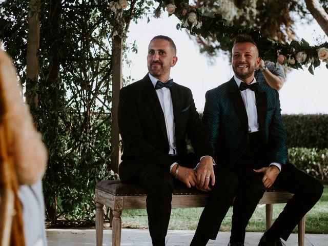 La boda de Arturo y Fernando en Aranjuez, Madrid 34