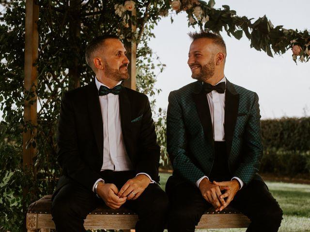 La boda de Arturo y Fernando en Aranjuez, Madrid 37