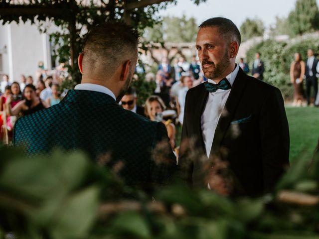 La boda de Arturo y Fernando en Aranjuez, Madrid 40