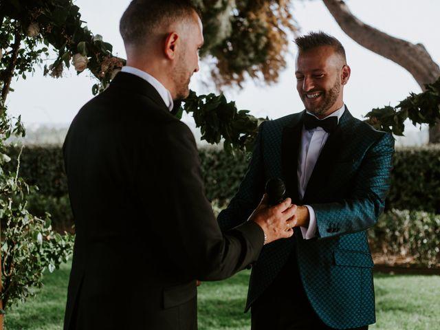 La boda de Arturo y Fernando en Aranjuez, Madrid 41