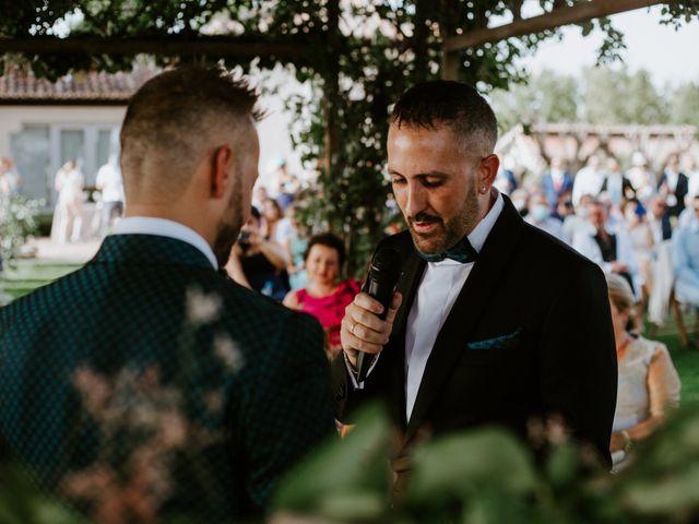 La boda de Arturo y Fernando en Aranjuez, Madrid 42