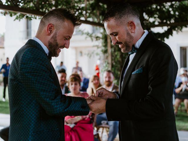 La boda de Arturo y Fernando en Aranjuez, Madrid 43