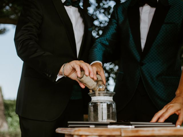 La boda de Arturo y Fernando en Aranjuez, Madrid 45