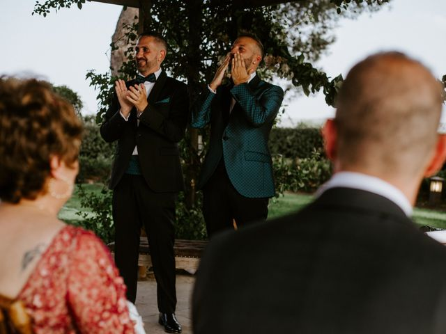 La boda de Arturo y Fernando en Aranjuez, Madrid 46