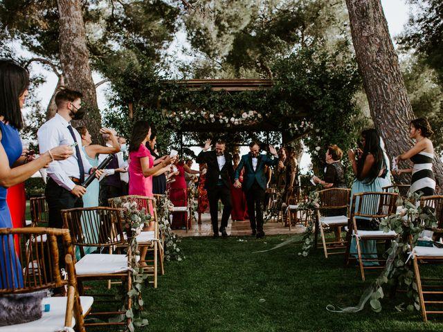 La boda de Arturo y Fernando en Aranjuez, Madrid 47