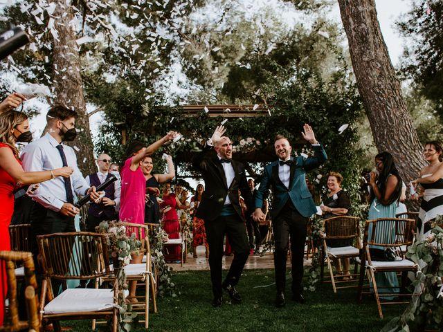 La boda de Arturo y Fernando en Aranjuez, Madrid 48