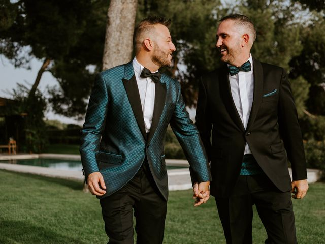 La boda de Arturo y Fernando en Aranjuez, Madrid 57