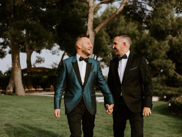 La boda de Arturo y Fernando en Aranjuez, Madrid 58