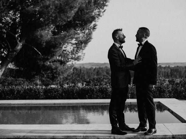 La boda de Arturo y Fernando en Aranjuez, Madrid 60