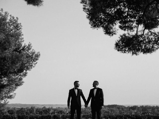 La boda de Arturo y Fernando en Aranjuez, Madrid 62