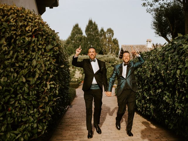 La boda de Arturo y Fernando en Aranjuez, Madrid 63