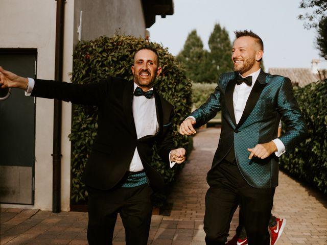 La boda de Arturo y Fernando en Aranjuez, Madrid 64