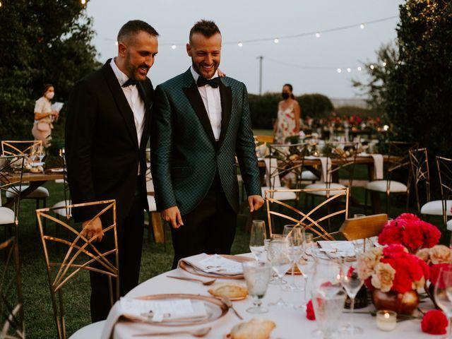 La boda de Arturo y Fernando en Aranjuez, Madrid 67