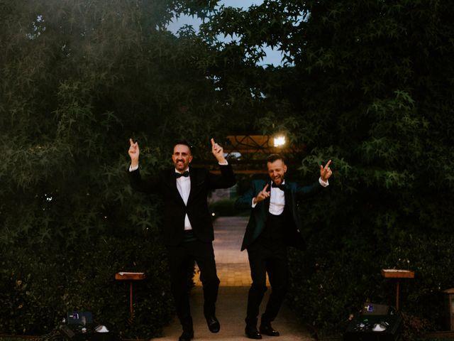 La boda de Arturo y Fernando en Aranjuez, Madrid 68
