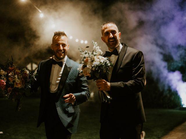 La boda de Arturo y Fernando en Aranjuez, Madrid 72