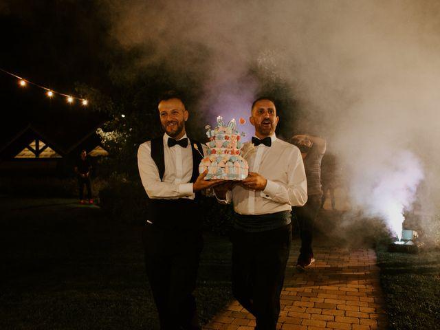 La boda de Arturo y Fernando en Aranjuez, Madrid 79