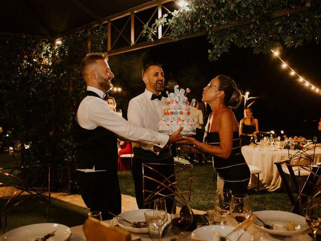 La boda de Arturo y Fernando en Aranjuez, Madrid 80