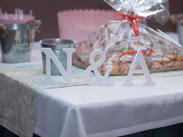 La boda de Angel y Natalia en Oviedo, Asturias 2