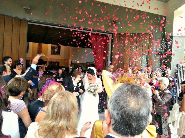 La boda de Elena y Jesús en Sevilla, Sevilla 2