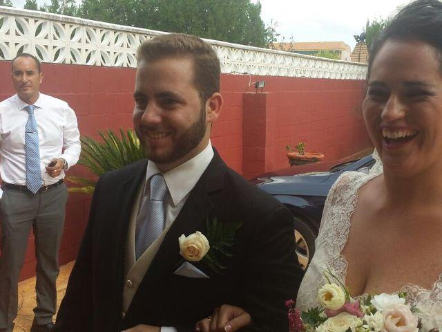 La boda de Elena y Jesús en Sevilla, Sevilla 6