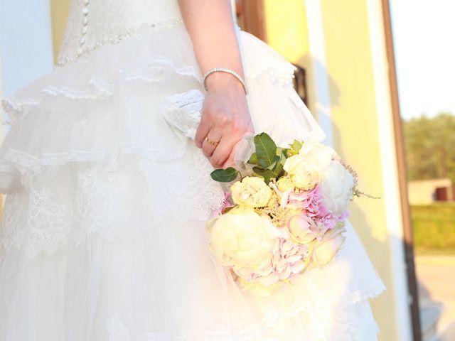 La boda de Raul y Virginia en Monzon, Huesca 1