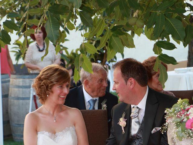 La boda de Raul y Virginia en Monzon, Huesca 6