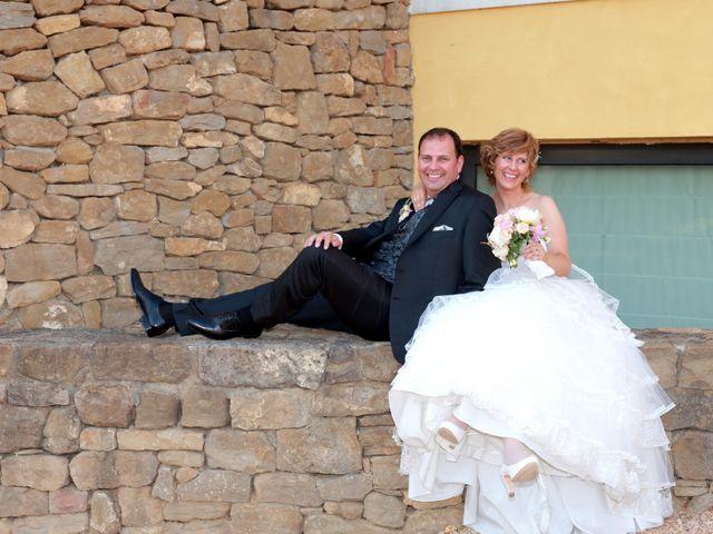 La boda de Raul y Virginia en Monzon, Huesca 2