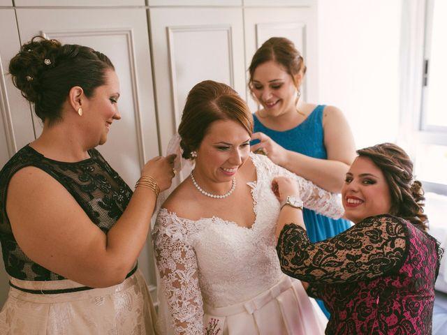 La boda de Sergio y Nuria en Alberic, Valencia 29