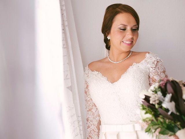 La boda de Sergio y Nuria en Alberic, Valencia 30