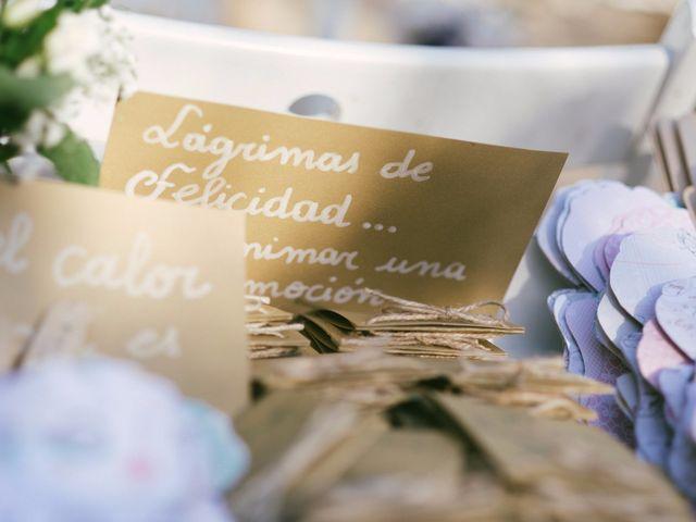 La boda de Sergio y Nuria en Alberic, Valencia 34