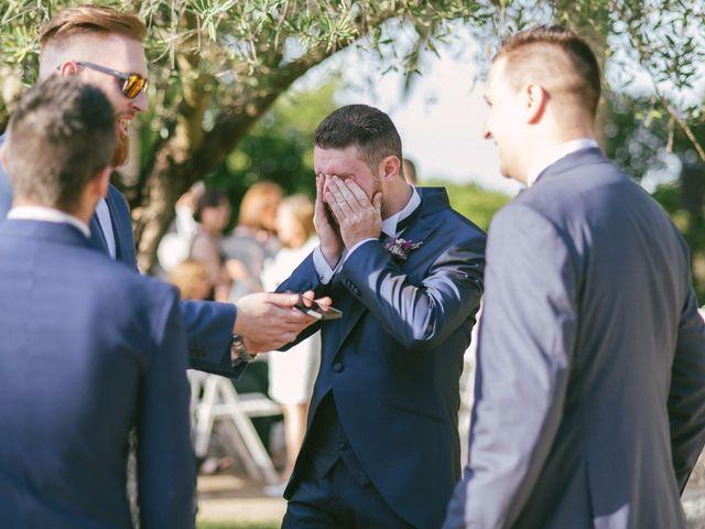 La boda de Sergio y Nuria en Alberic, Valencia 35