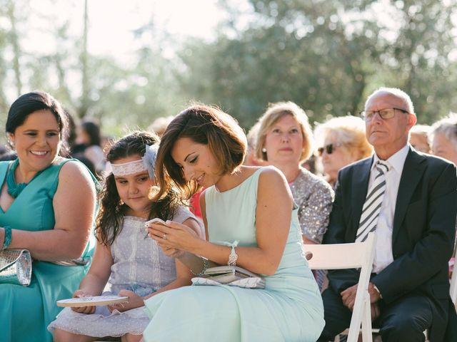 La boda de Sergio y Nuria en Alberic, Valencia 38