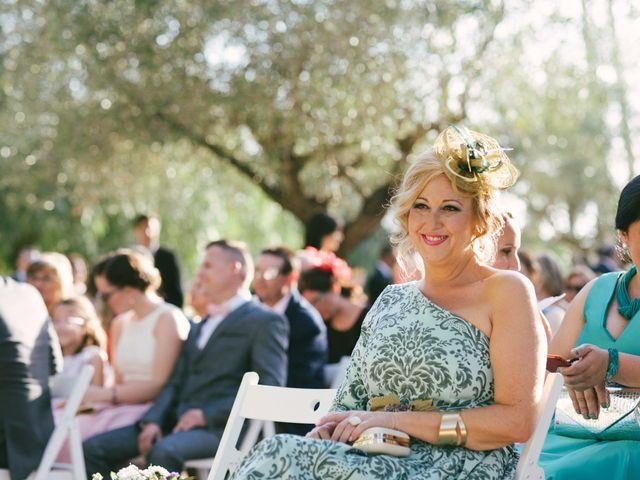 La boda de Sergio y Nuria en Alberic, Valencia 39