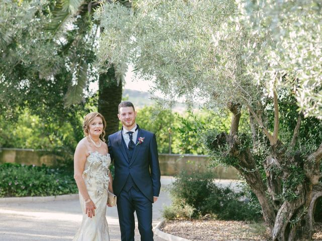 La boda de Sergio y Nuria en Alberic, Valencia 40