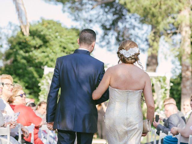 La boda de Sergio y Nuria en Alberic, Valencia 41