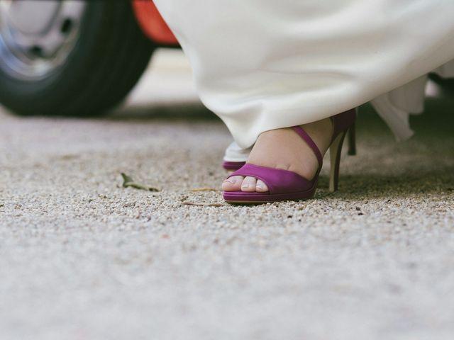 La boda de Sergio y Nuria en Alberic, Valencia 43