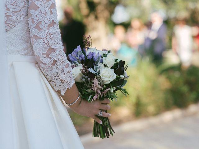 La boda de Sergio y Nuria en Alberic, Valencia 44