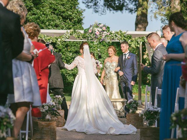 La boda de Sergio y Nuria en Alberic, Valencia 45
