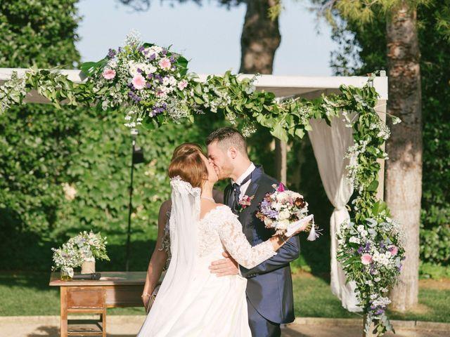 La boda de Sergio y Nuria en Alberic, Valencia 46
