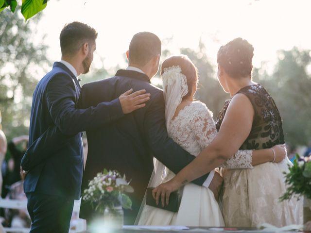 La boda de Sergio y Nuria en Alberic, Valencia 47
