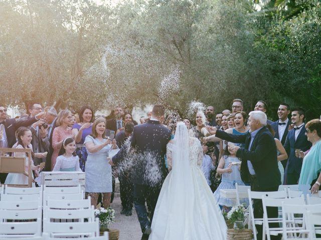 La boda de Sergio y Nuria en Alberic, Valencia 48