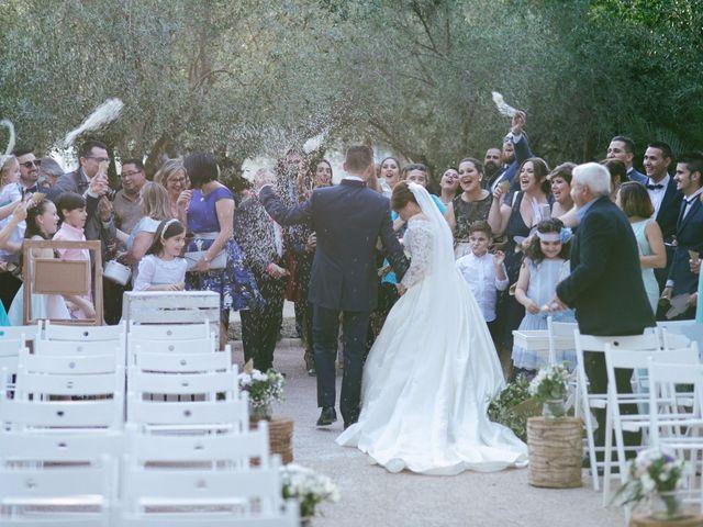 La boda de Sergio y Nuria en Alberic, Valencia 49