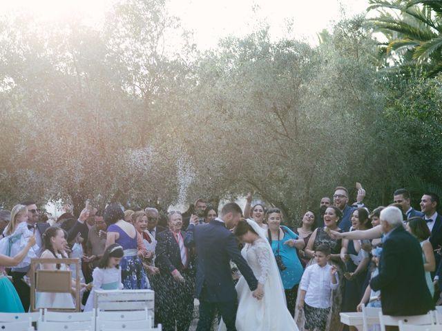 La boda de Sergio y Nuria en Alberic, Valencia 50