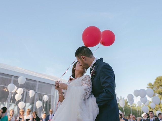 La boda de Sergio y Nuria en Alberic, Valencia 55
