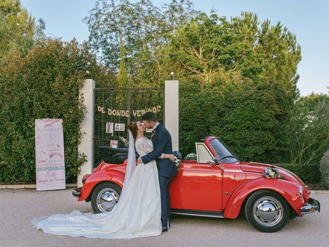 La boda de Sergio y Nuria en Alberic, Valencia 58