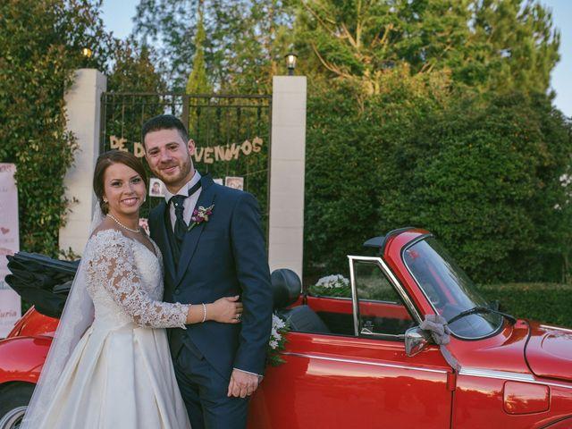La boda de Sergio y Nuria en Alberic, Valencia 59