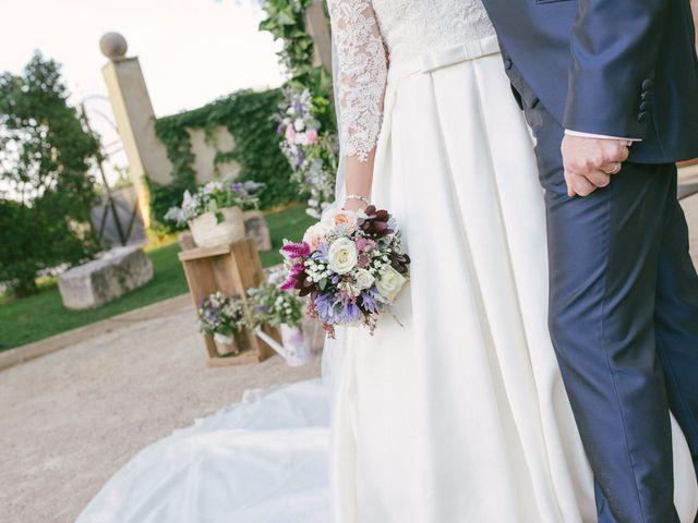 La boda de Sergio y Nuria en Alberic, Valencia 61