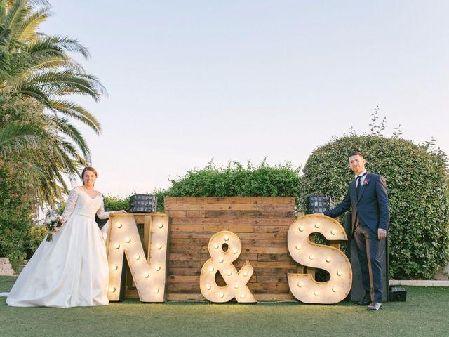 La boda de Sergio y Nuria en Alberic, Valencia 63