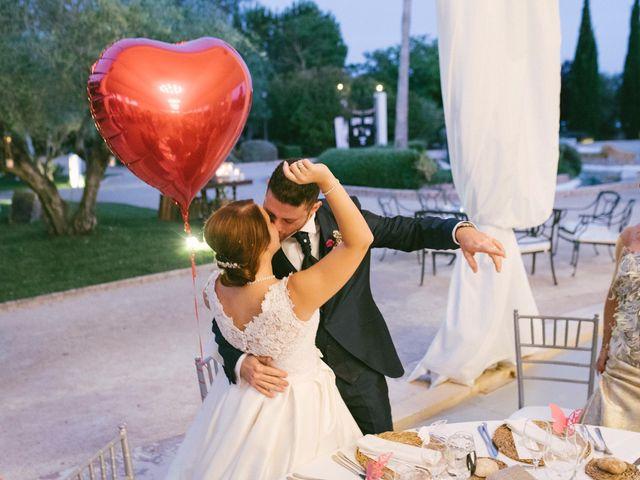 La boda de Sergio y Nuria en Alberic, Valencia 66